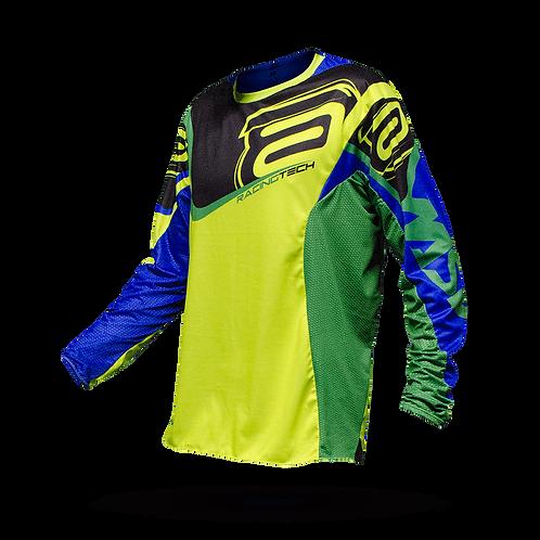 Camisa Asw Podium Tech 18 Fluor