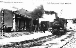 gare de Vesseaux