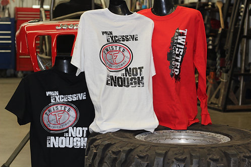 Twisted Fab T-Shirts