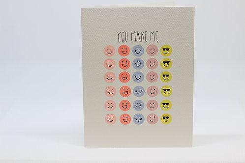 Smileys Card