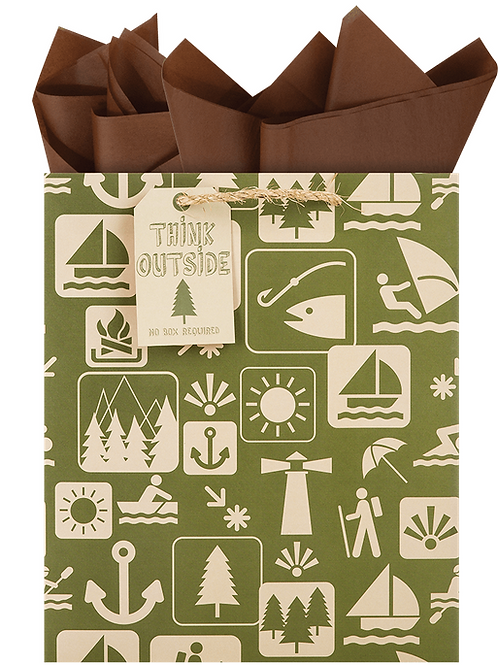 Great Outdoors Large Bag