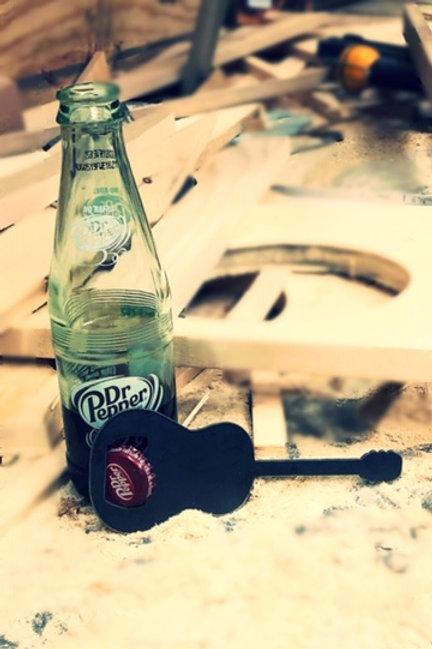 Bottle Opener: Guitar