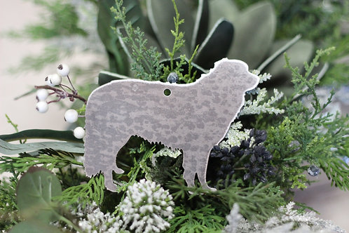 Great Pyrenese Christmas Ornament