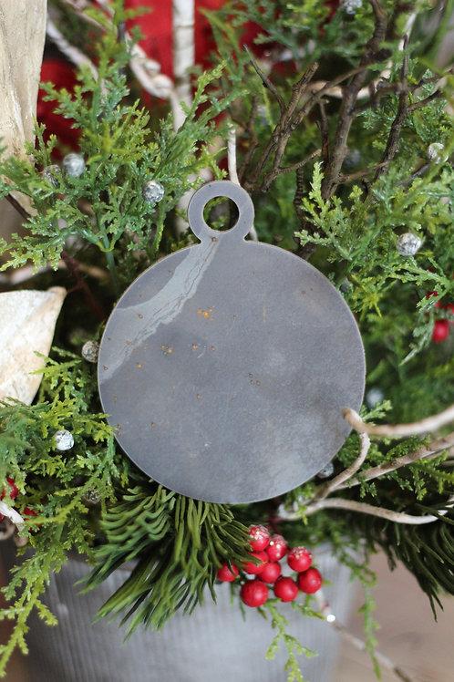 Christmas Ball Christmas Ornament