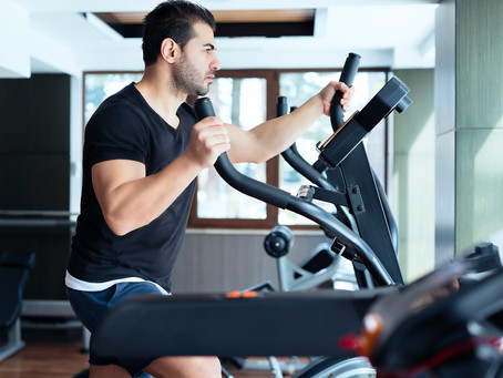 5 Low Impact Cardio Activities for At-Home Training