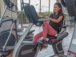 Amazing Beginner Recumbent Bike Workout