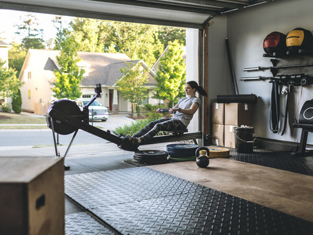 Best CrossFit Cardio: Rowing and Airbike