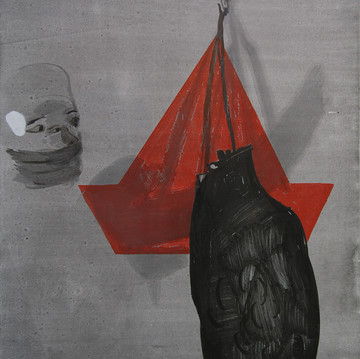 Where to? (Red boat), 2011