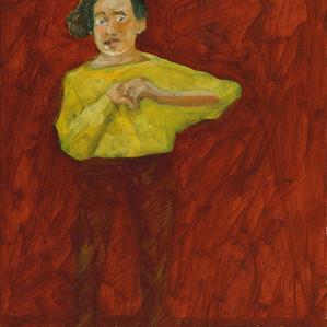 Yellow Sweatshirt, 1989