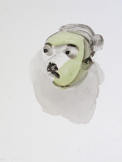 Self Portrait as Frog