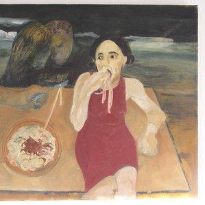 Pasta Eater, 1988
