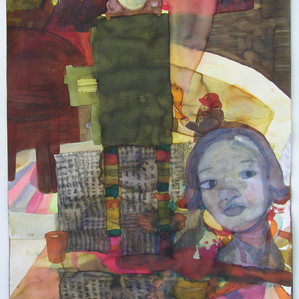 Small but Indispensible Fireman, 2004