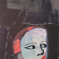 Untitled (Big Eyes), 2010
