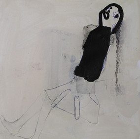 Untitled (Suffering with Braid), 2008
