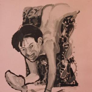 Pink Clogs (Daphna), 1993