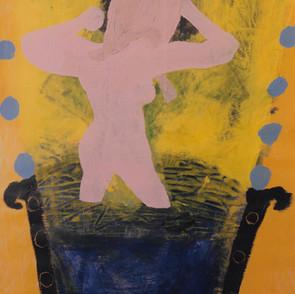 yellow bath, 1998
