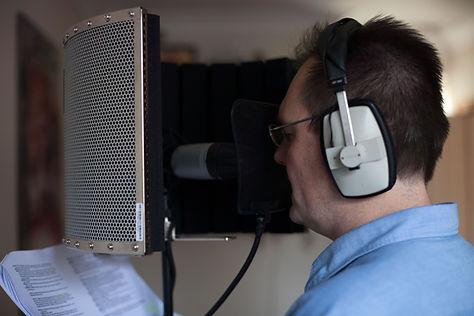 British Voiceover Artist - BR Voice Services
