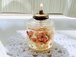 香りのランプ