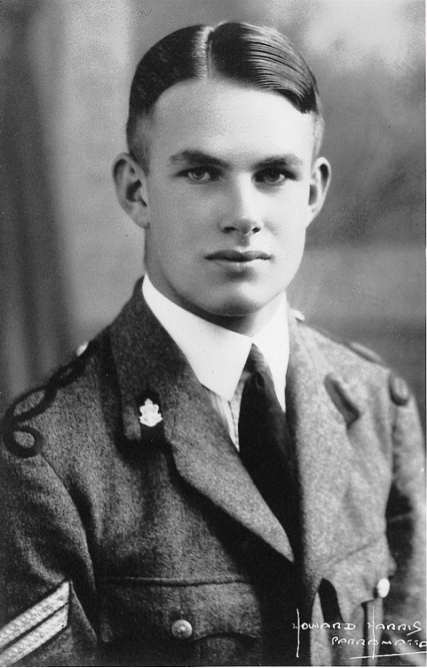 Jock Lewes - Co-founder of the SAS