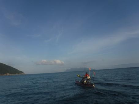 屋久島西部釣行