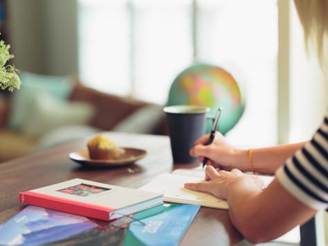 מה קורה לנו כשאנחנו מתישבים לכתוב? כתיבה ופינוי מרחב בהתמקדות
