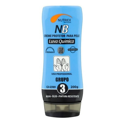 Creme Nutriex Grupo 3 Bisn. 200g CA42967