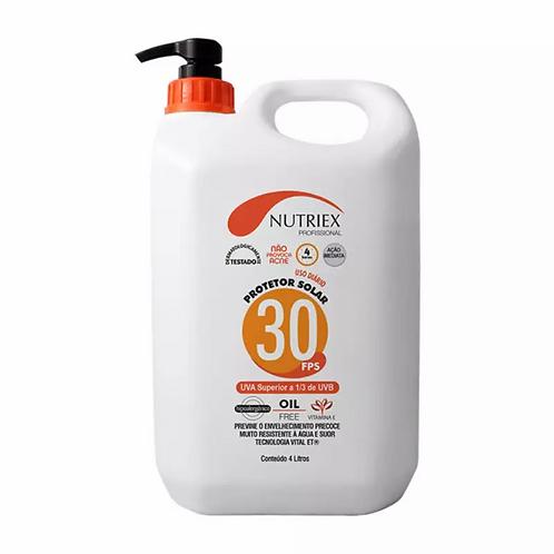 Protetor Solar Nutriex FPS 30-BB4L