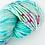Thumbnail: Yarn - Mint Frosting & Sprinkles