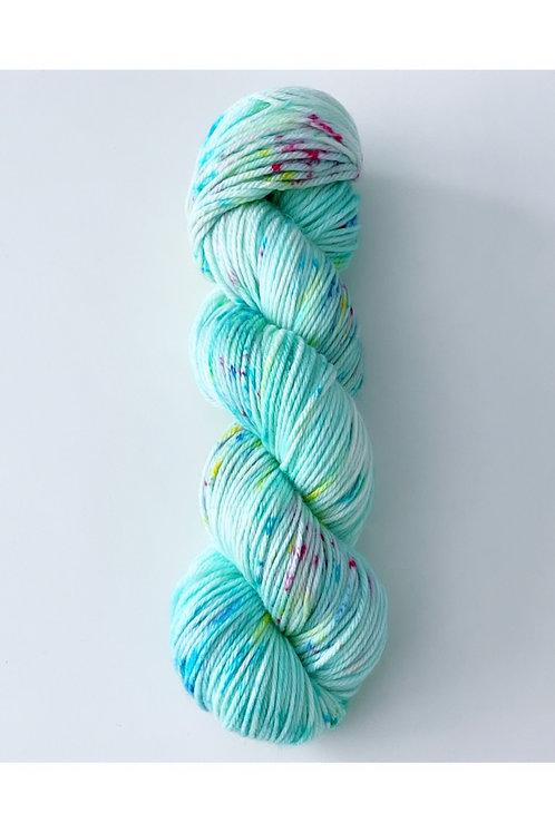 Yarn - Mint Frosting & Sprinkles