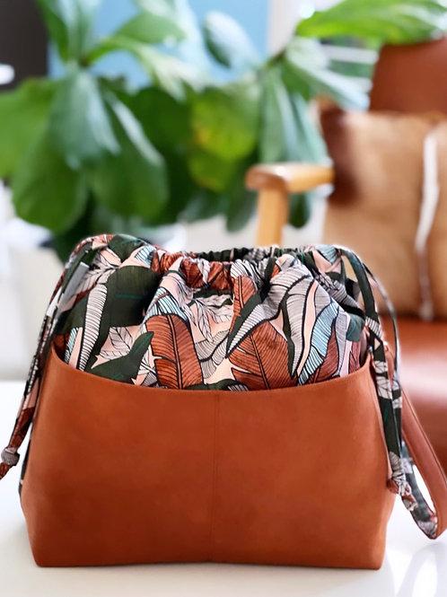 Khaleesi Bag- Jungle Palm