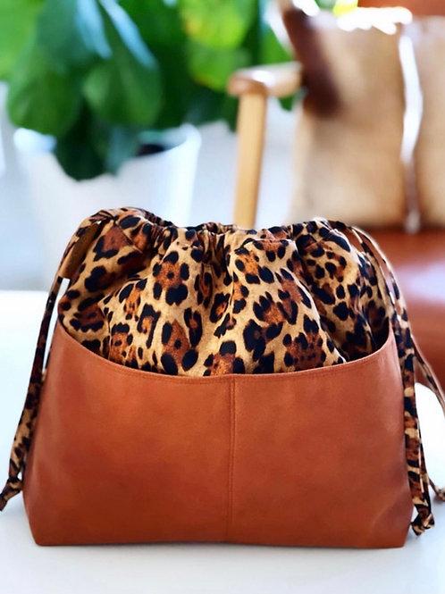 Khaleesi Bag - Cheetah