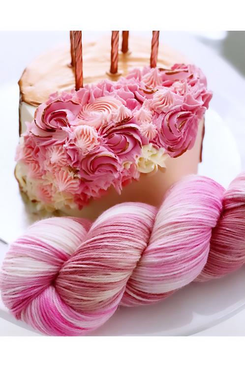 Yarn - Birthday Cake