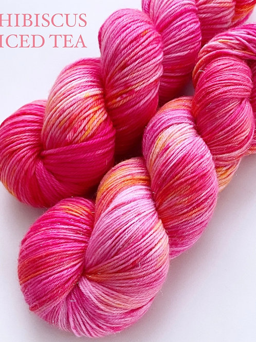 Yarn - Hibiscus Iced Tea