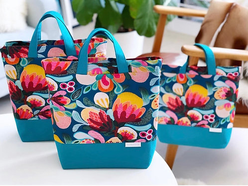 Bush Flora - Large Grab & Go Bag .