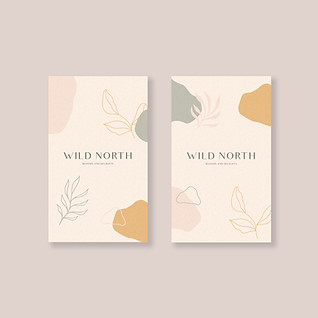Wild North Branding