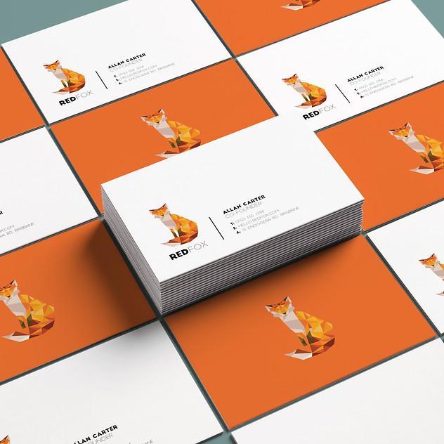 Red Fox Branding