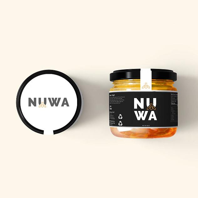 NUWA Branding