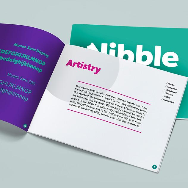 Nibble Branding