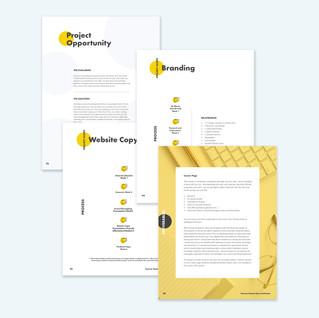 Bright Print Material
