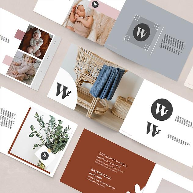 Watton and Co Branding