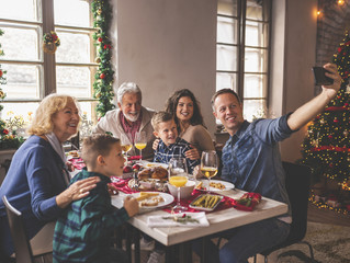 Holiday Estate Planning Family Conversation