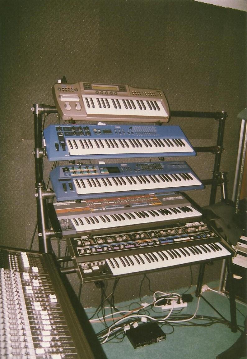 dj cor sangers, cyberstudios