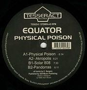 dj equator, dj cor sangers, physical