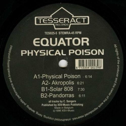 DJ Equator - Psyscial poison EP