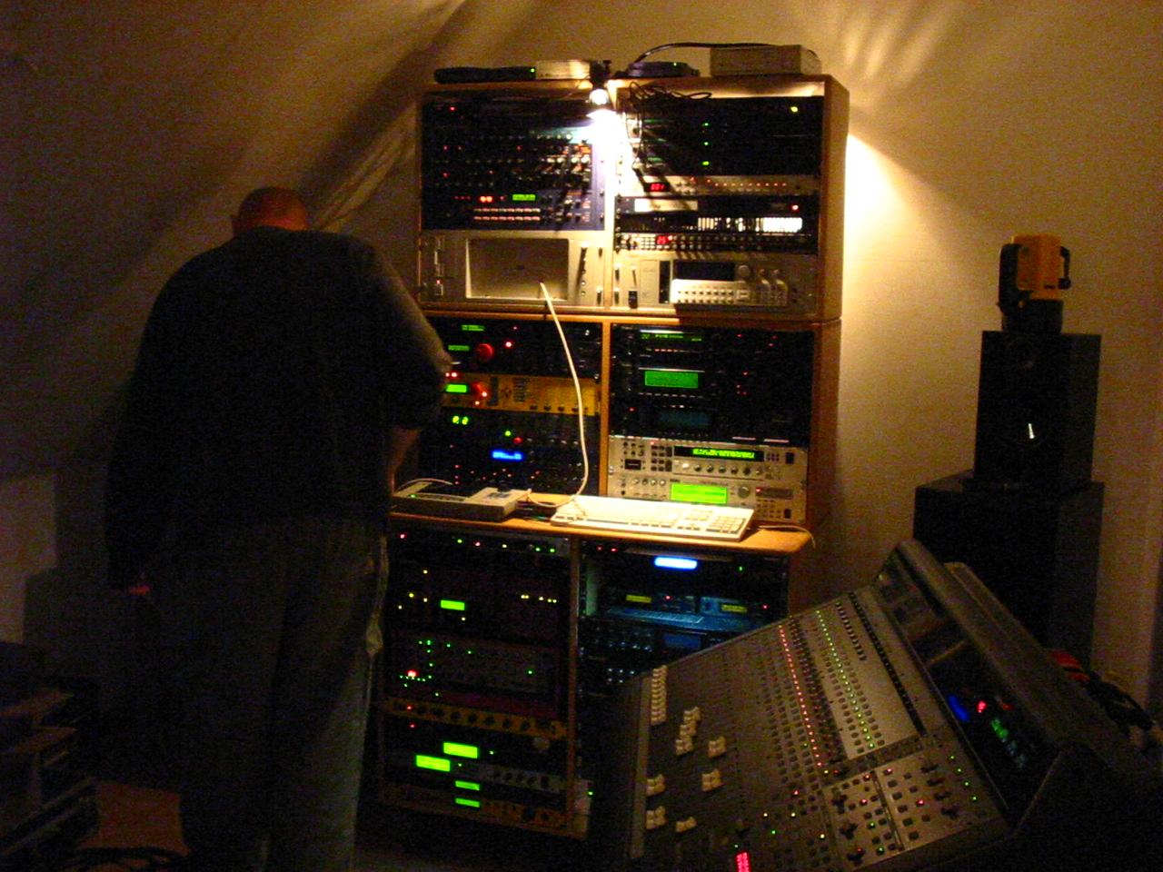 dj cor sangers,cyberstudios
