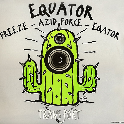 DJ Equator – Freeze EP