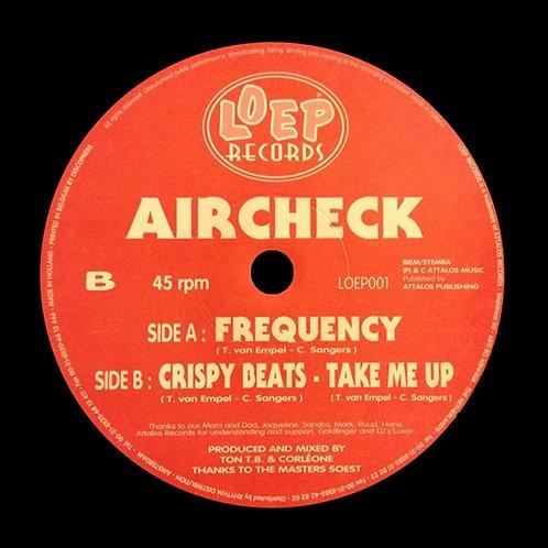 Aircheck - Crispy Beats