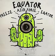 dj cor sangers, dj equator freeze