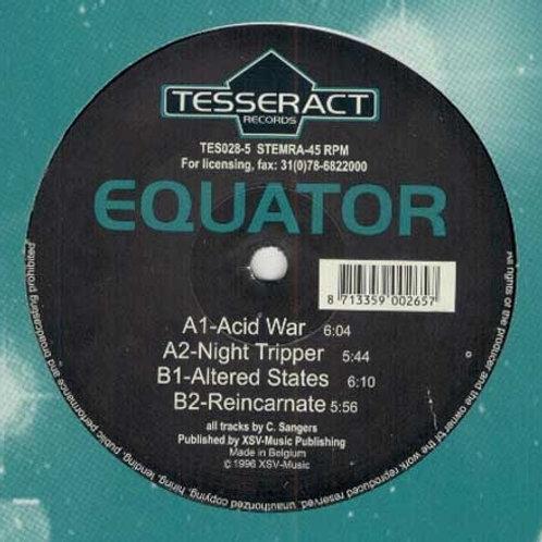 DJ Equator - Acid War EP