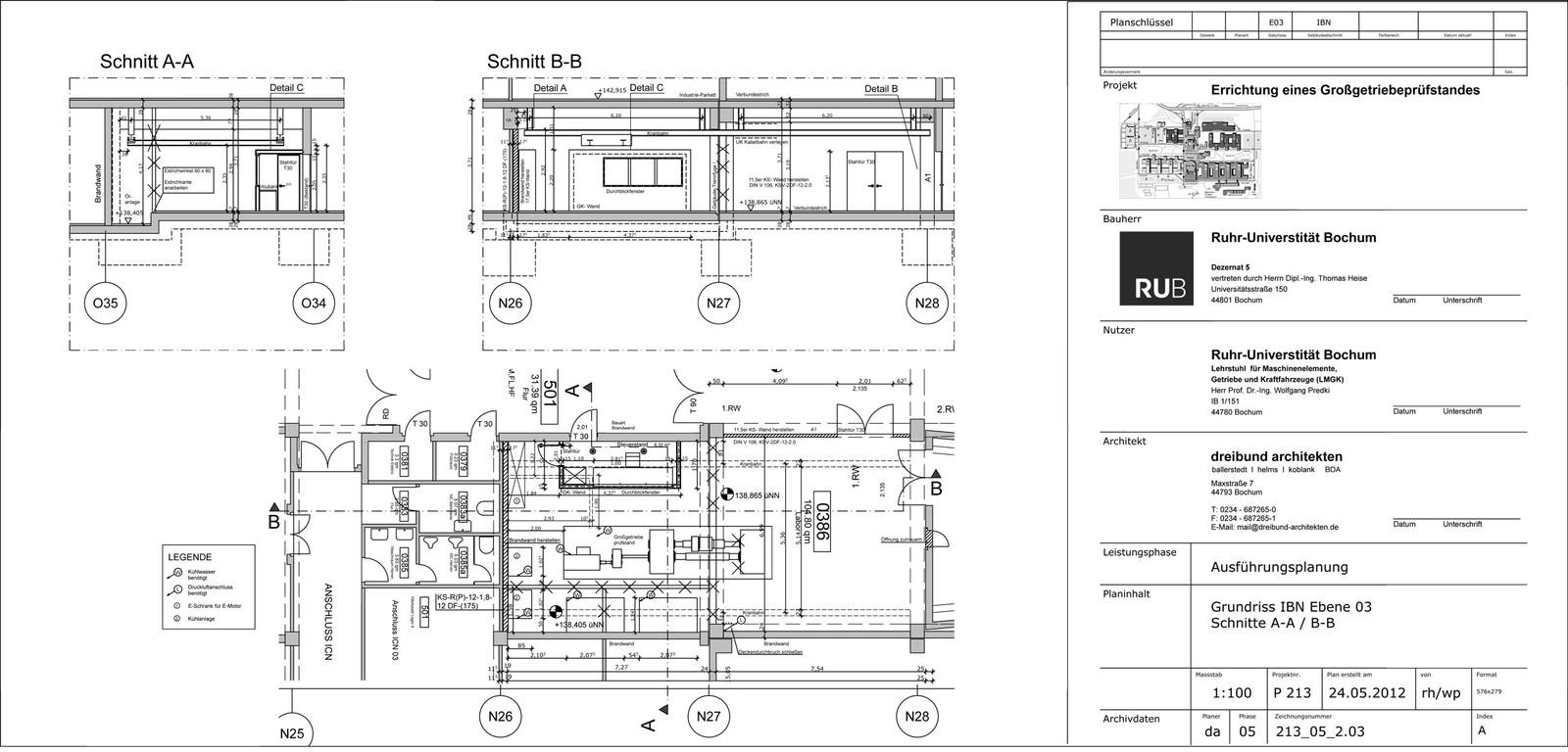 Dreibund architekten 213 rub gro getriebepr fstand - Dreibund architekten ...